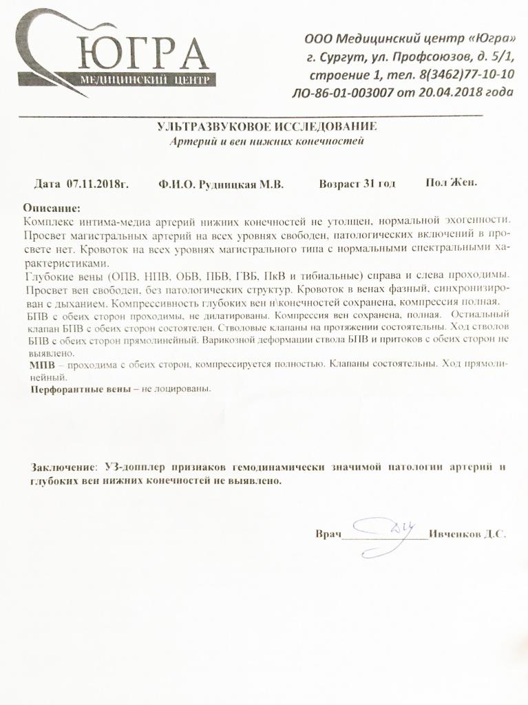 МРТ сосудов - описание