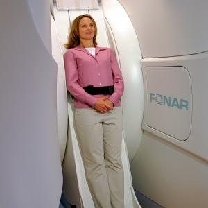 Вертикальный тип томографа