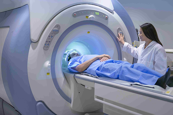 МРТ закрытого типа